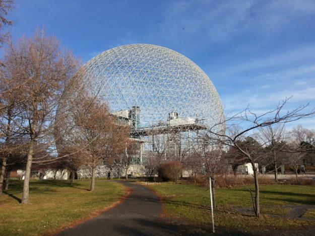 Biosphère de Montréal - 67m - 1967